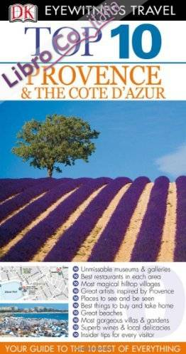 Provence and the Cote d'Azur.