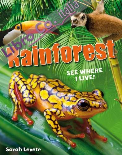Rainforest: See Where I Live!