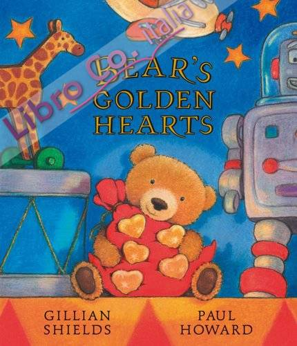 Bear's Golden Hearts