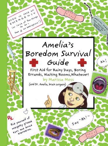 Amelia's Boredom Survival Guide