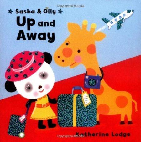 Sasha and Olly Up and Away