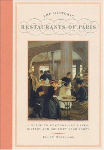 Historic Restaurants of Paris
