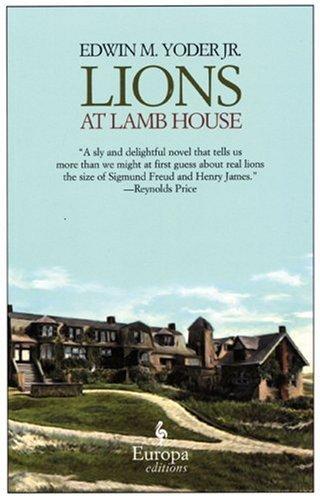 Lions at Lamb House
