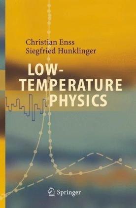 Low-temperature Physics