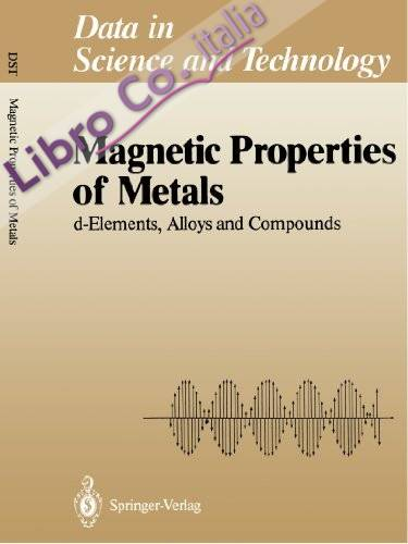Magnetic Properties of Metals. d-Elements, Alloys and Compounds