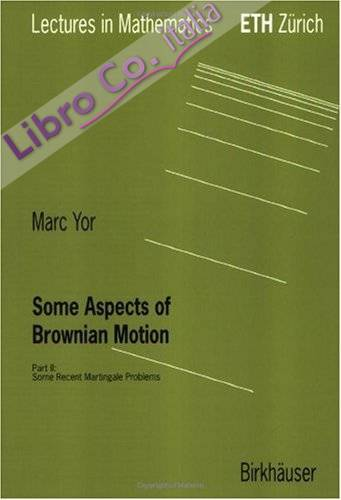 Some Aspects of Brownian Motion: Some Recent Martingale Problems Pt. 2.