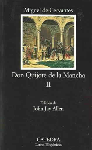 Don Quijote de la Mancha. Vol. 2.