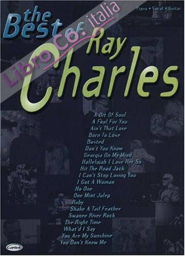 Best Of Ray Charles PVG