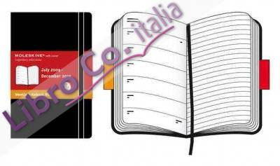 18 Month Weekly Diary and Notebook 2010.