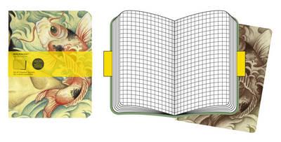 Moleskine Community Cover Art Squared Journal (Benjamin Barr.