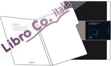 Moleskine Folio Black Filers