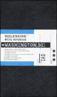 City Notebook Washington DC.