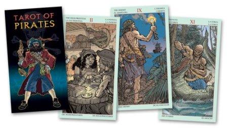 Tarot of the Pirates.