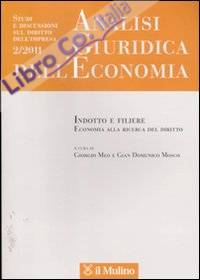 Analisi giuridica dell'economia (2011). Vol. 2