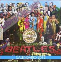 The Beatles. Calendario 2012