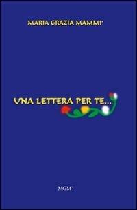Una lettera per te...