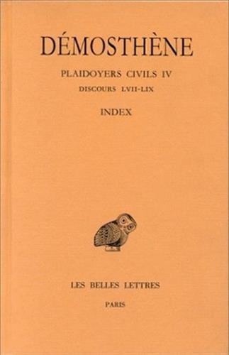 Plaidoyers Civils. Tome IV