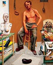 Narcissus in the studio. Artists portraits & self-portraits