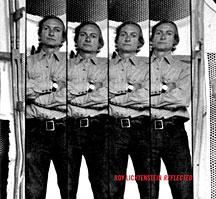 Roy lichtenstein reflected.