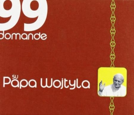 Novantanove domande su papa Wojtyla. Un piccolo libro in scatola