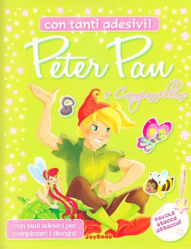 Peter Pan e Campanellino