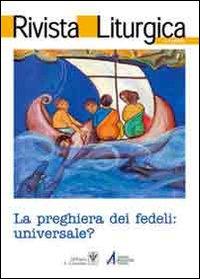 Rivista liturgica (2010). Vol. 6.