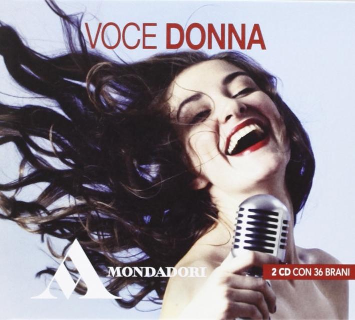 Voce donna. Con CD Audio. Ecolbook.
