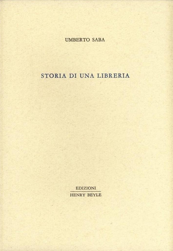 Storia di una libreria