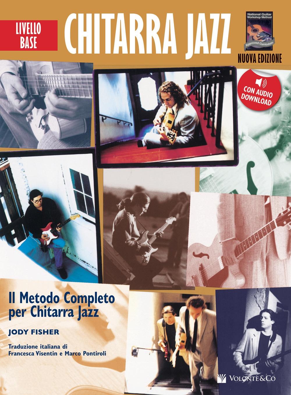 Chitarra jazz. Con CD Audio.
