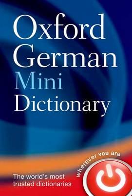 Oxford German Mini Dictionary.
