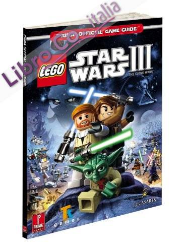 Lego Star Wars 3: The Clone Wars.