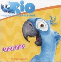 Rio. Minilibro.