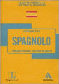 Langenscheidt. Spagnolo. Spagnolo-italiano, italiano-spagnolo.