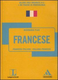 Langenscheidt. Francese. Francese-italiano, italiano-francese.