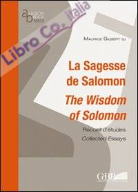 La sagesse de Salomon. The wisdom of Salomon