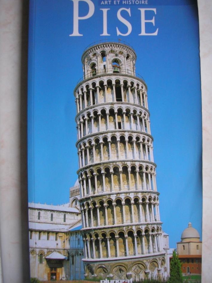 Pisa. Ediz. francese.