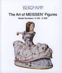 Meissener Künstler. Figuren. Modellnummern a 100 - z 300. The Art of Meissen Figures. Model Numbers a 100 - z 300