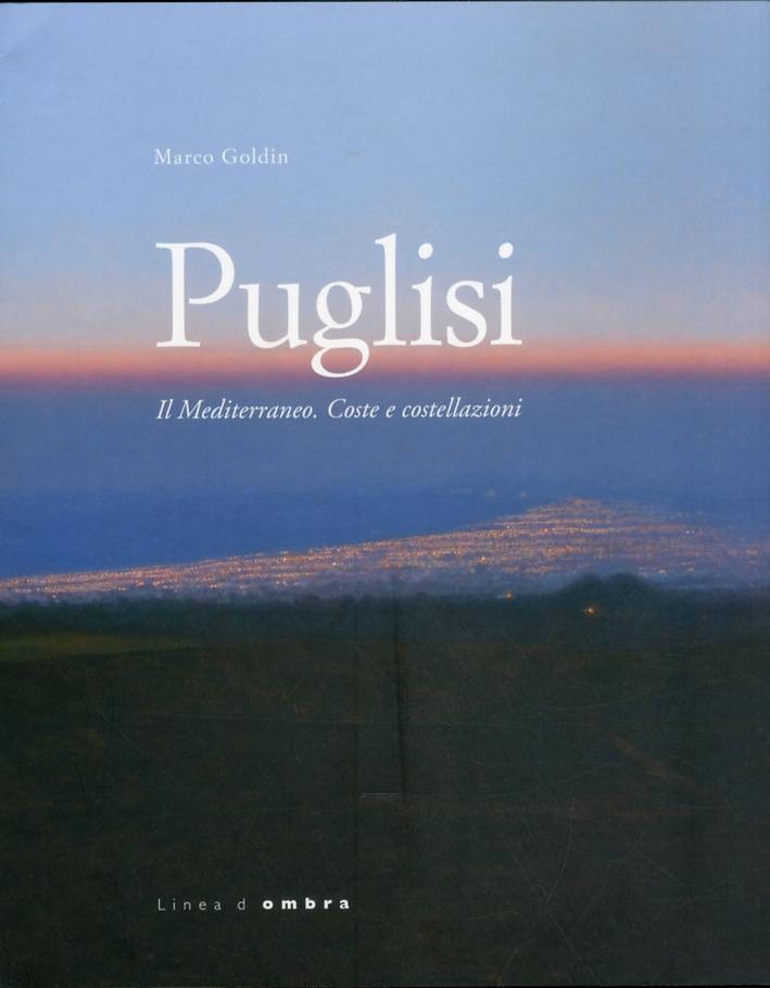 Giuseppe Puglisi. Il Mediterraneo. Coste e costellazioni