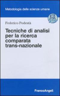 Tecniche di analisi per la ricerca comparata trans-nazionale