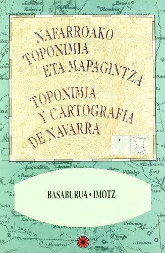 Basaburva-imotz (toponimia y cartografia de navarra - nafarroako topon