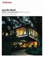 2g libros: lina bo bardi (esp-ing)obra construida