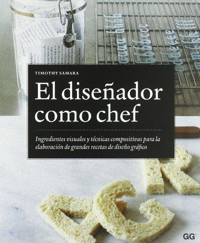 El diseñador como chef