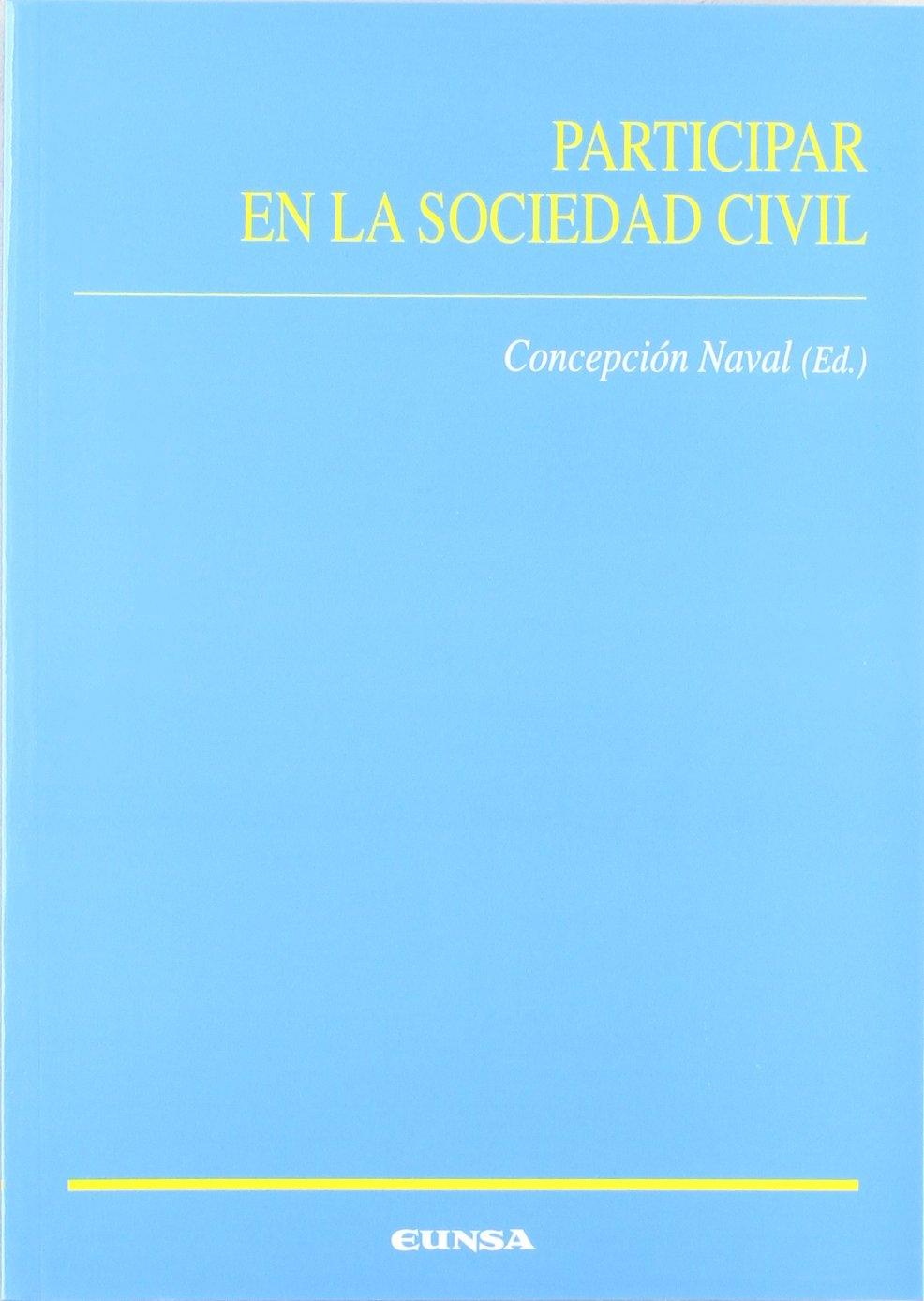 Participar en la sociedad civil