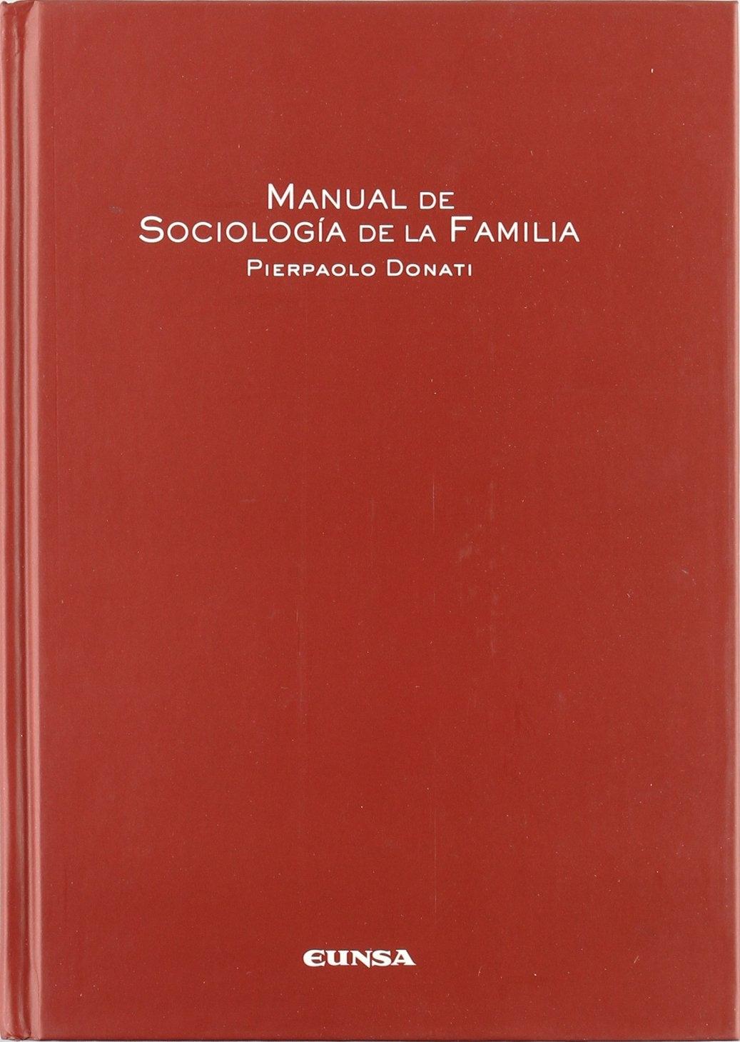 Manual de sociologia de la familia