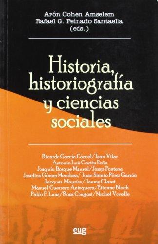 Historia, historiografia y ciencias sociales