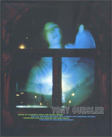 Tony oursler  (ingles)