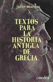 Textos para la historia antigua degrecia