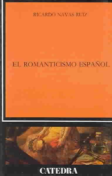 El romanticismo español.