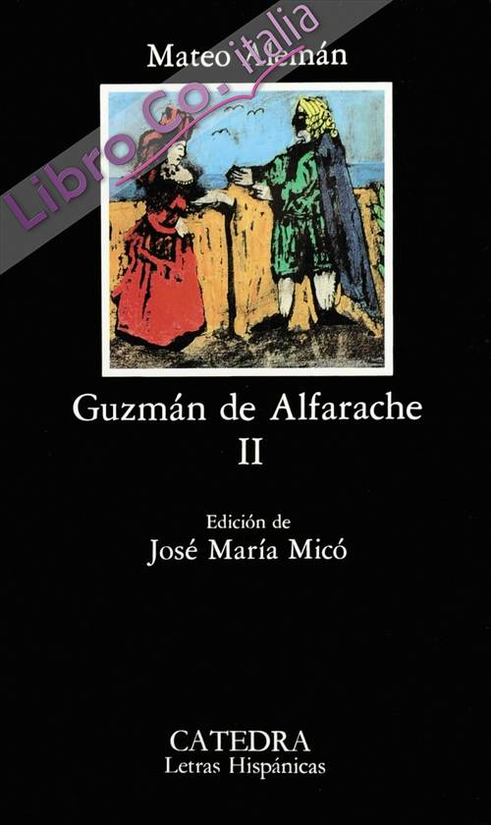 Guzman de alfarache , vol. 2