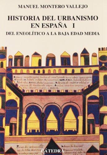 Historia urbanismo españa i